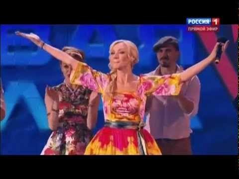 """Кристина Орбакайте """"Свадебная"""" (Новая Волна 2015) - YouTube"""