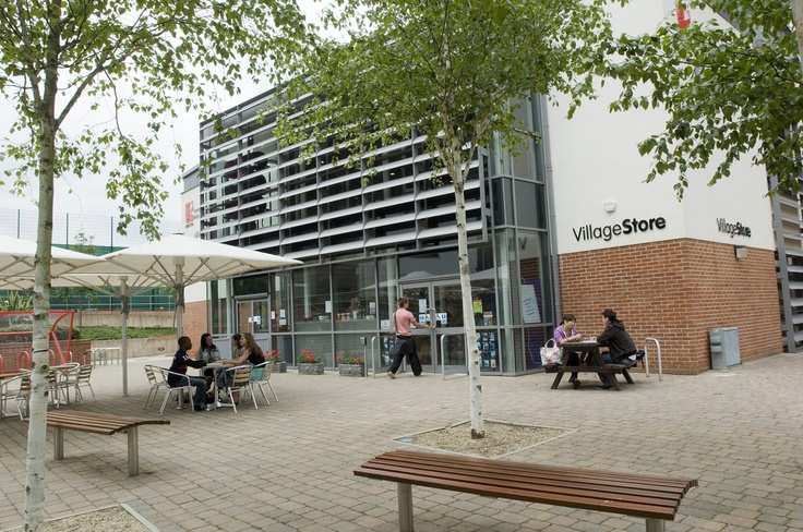 Frenchay Campus Centre for Sport and Village Store