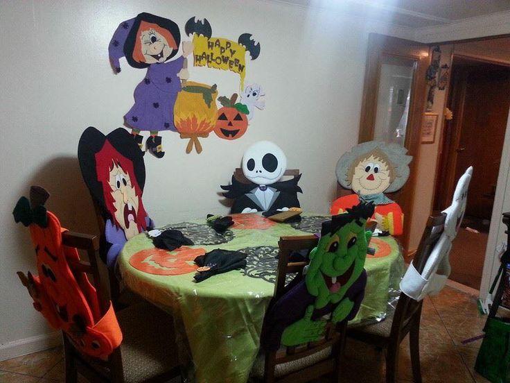 la mesa del terror