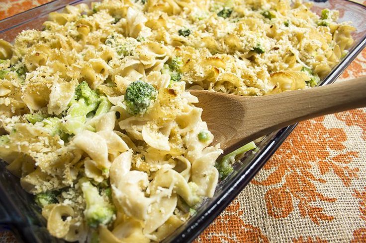Skinny Baked Mac and Cheese with Broccoli | Skinny Mom | Where Moms Get the Skinny on Healthy Living