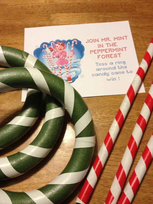 Peppermint Forest game