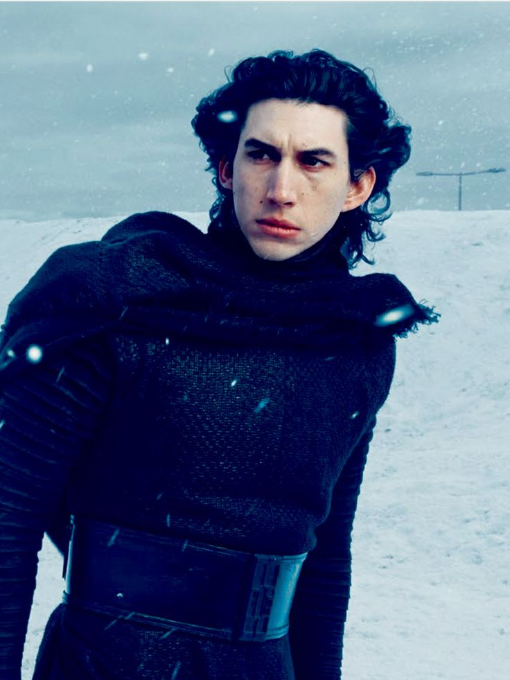 Why is everyone so moony eyed over Kylo Ren, he isn't much of a threat, so why did Luke run and hide? Rey who knew how to use the force for five minutes could have killed him if the planet had been falling apart. He isn't Darth Vader he isn't even Count Duku who's hands were mangled.