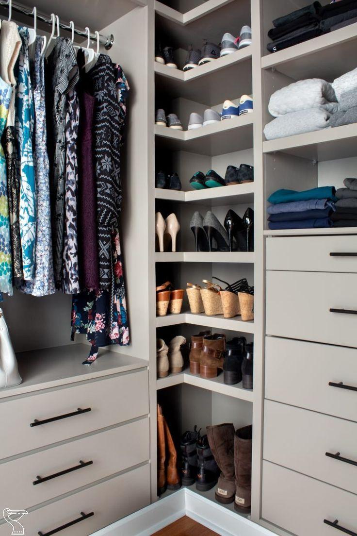 DIY Custom Closet IKEA TARVA & IVAR HACK closetshacks