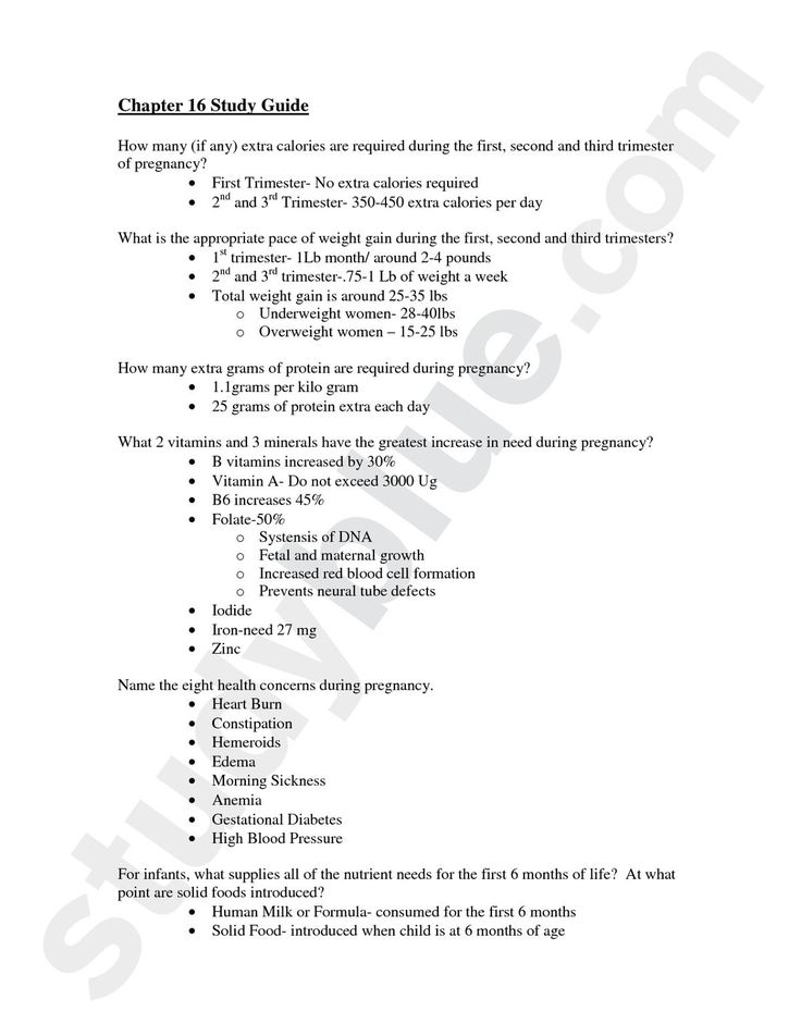 Study Guide for Sizer and Whitney's Nutrition Concepts and Controversies