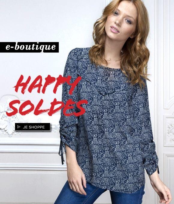 happy soldes sur Comptoir des Cotonniers