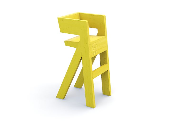 Zittel kinderstoel.  De Zittel kinderstoel. Voor de kleine zittelaars onder ons. Natuurlijk weer in de bekende Zittel kleuren.  www.zittel.nl