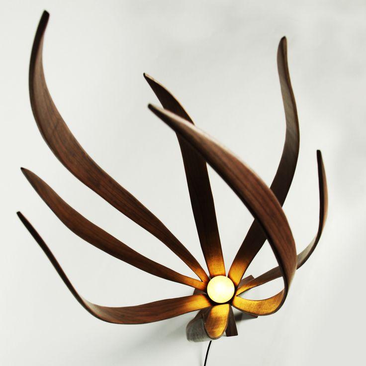 Iris Floor Light : MacMaster Design One of the founding designs of