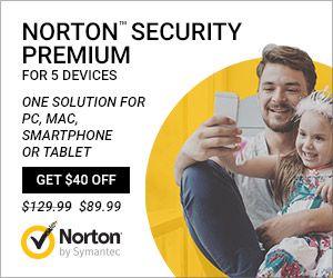 Business Stuff: Norton Security Premium for 5 Devices