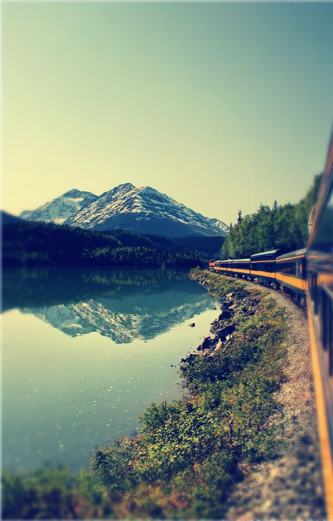 Take the train for the scenery