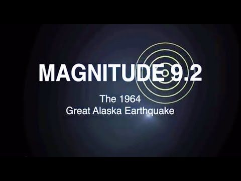 Magnitude 9.2: The 1964 Great Alaska‬ Earthquake‬ is a short video by the U.S. Geological Survey (USGS) about the largest earthquake in U.S. history.