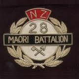 Maori Battalion WW2