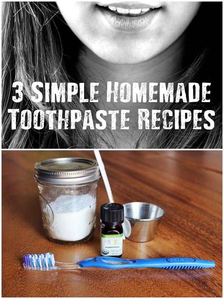 Best 25 Toothpaste recipe ideas on Pinterest Tooth paste