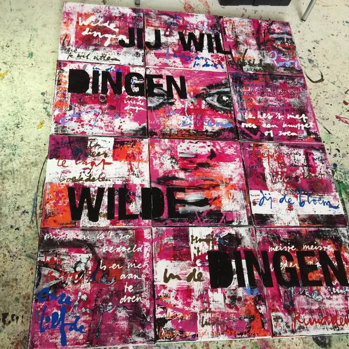 Ruud de Wild expositie schilderijen: ruuddewildexpositie.nl