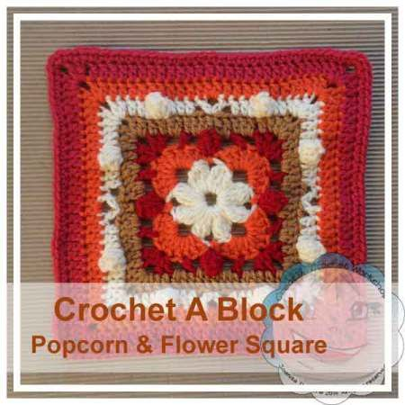 72 best CAL BAMCAL 2012-2016 Block A Month crochet along images on ...