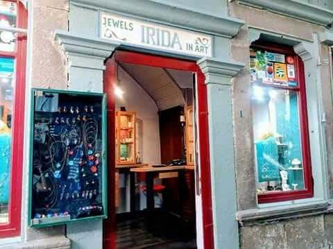 Irida Jewels in art Molyvos Lesvos