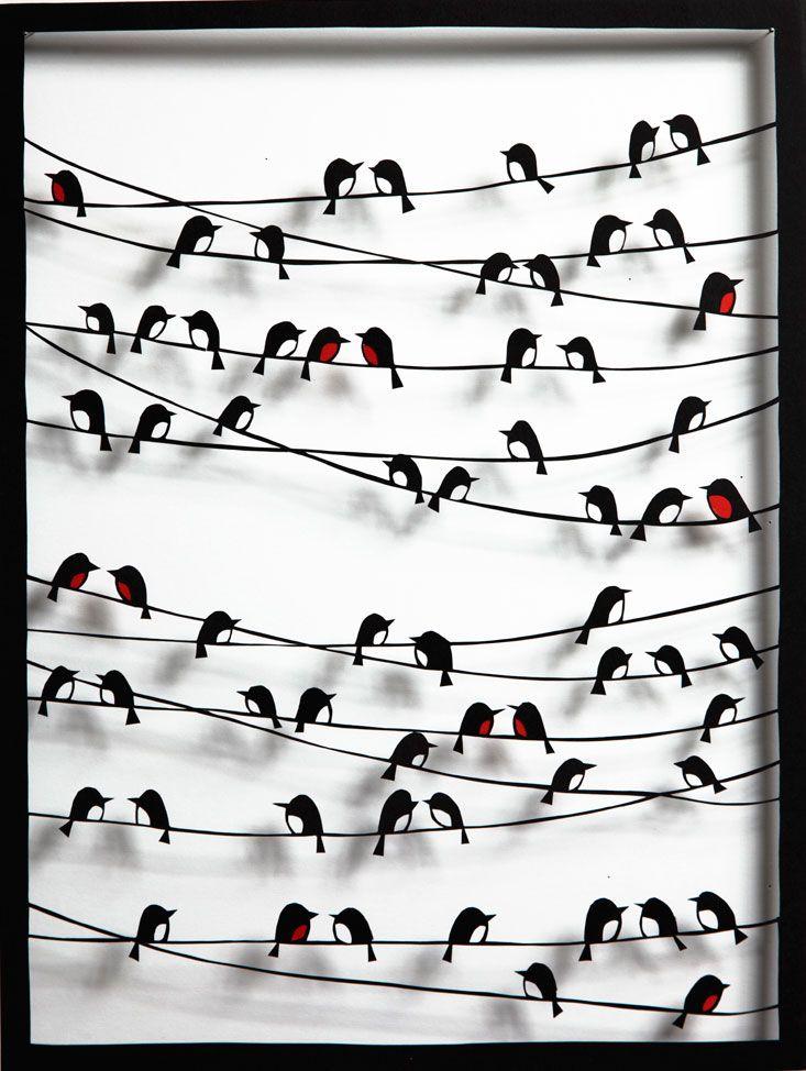 Birds | Paper-Stories