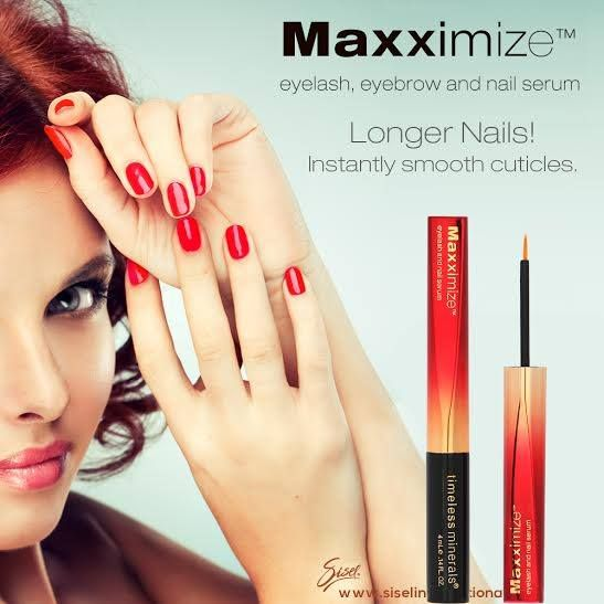 Get the lashes, eyebrows and nails that you want. Maxximize them today! #Sisel #Maxximize Get yours here >>> https://www.siselinternational.com/productdetail.htm?id=6260