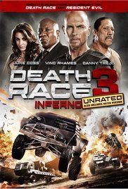 Watch Online Death Race 3 Full Movie. Convicted cop-killer Carl Lucas, aka Frankenstein, is a superstar driver in the brutal prison yard demolition derby known as Death Race. Only one victory away from winning freedom for himself and his pit crew.