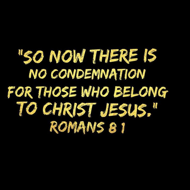 """0 Likes, 1 Comments - The Redeemed Way (@theredeemedway) on Instagram: """"""""So now there is no condemnation for those who belong to Christ Jesus."""" - Romans 8:1"""""""