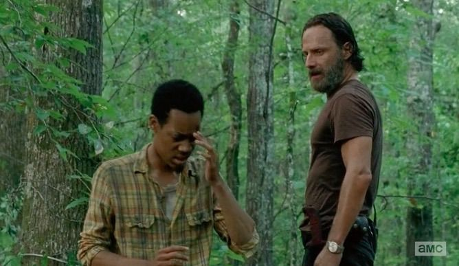 8 Details You May Have Missed In This Week's 'The Walking Dead'