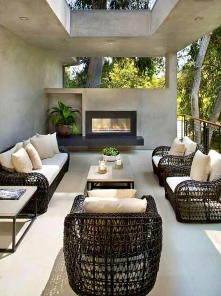 Nice -- Article ideas / Terrace Ideas For Articles on Best of Modern Design - So many good things!