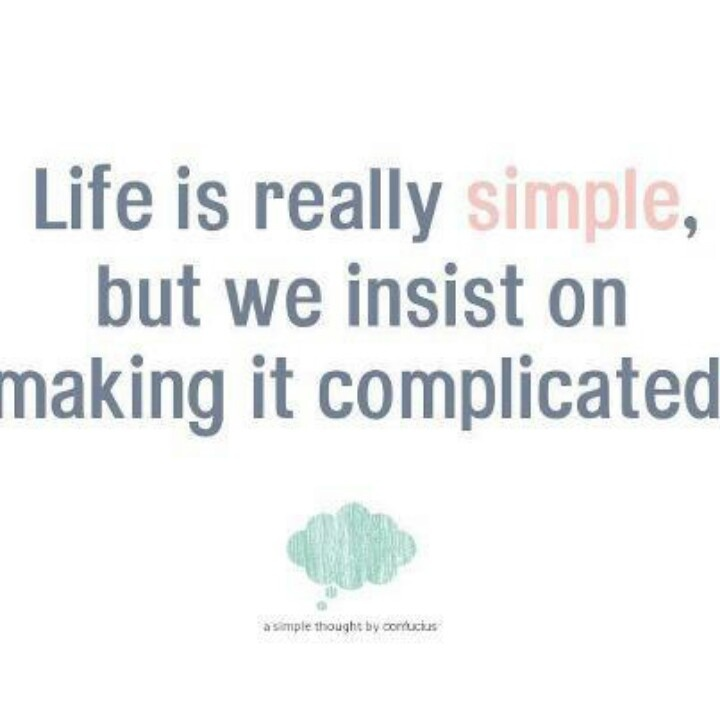 Quotes About Simple Life Simplicity: Simple Life Quotes And Sayings. QuotesGram