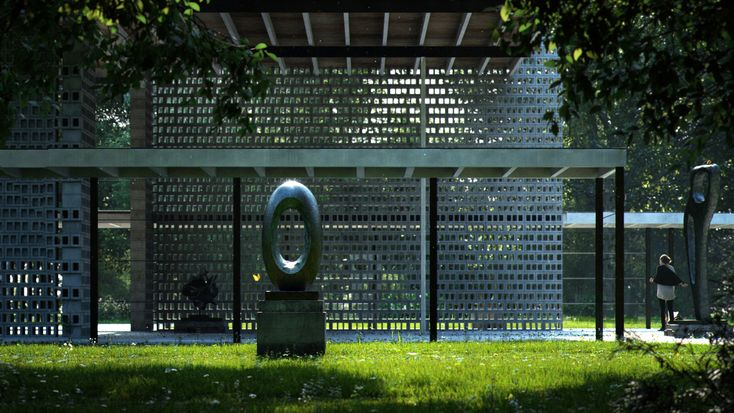 Reitveld Pavilion – Tamas Medve | Chaos Group