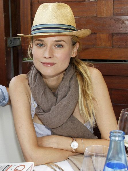 Diane Kruger Photo - Diane Kruger & Joshua Jackson Enjoy The French Open