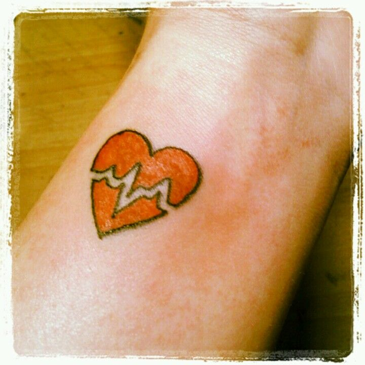 Tattoo Designs Ecg: 30 Best Images About Cardiac On Pinterest