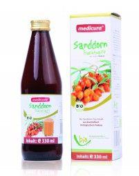 #organic juice#sea buckthorn#fresh#fit#healthy#OrganicJuice#delicious#medicura#MEDICURA Naturprodukte AG