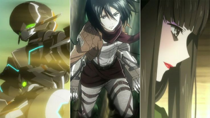 Five Anime You Should Be Watching This Spring Season 2013