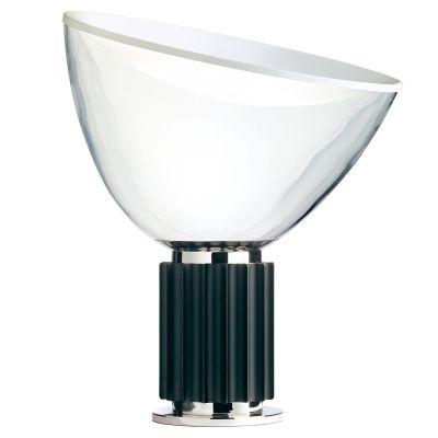 Taccia LED small bordslampa, svart – Flos – Köp online på Rum21.se