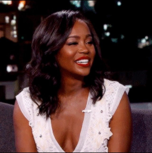 Pin By Kerry Dow On Great Hair Tricks And Tips: Aja Naomi King