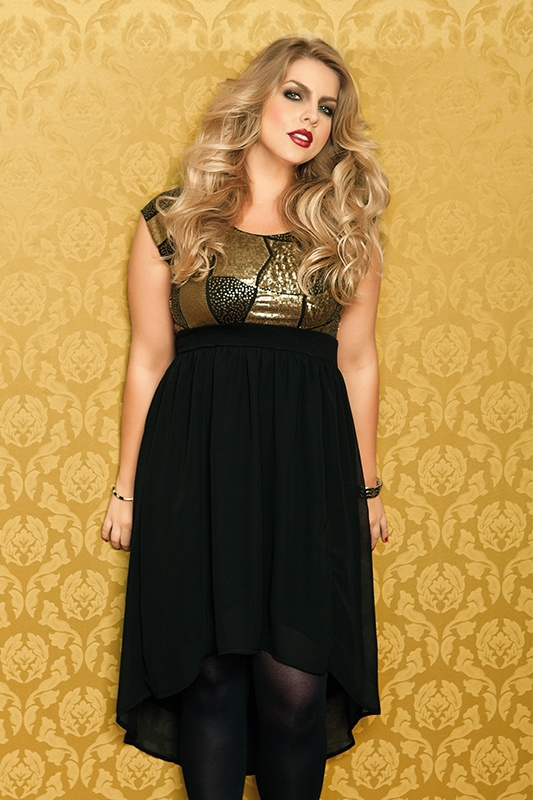 I want this plus size dress
