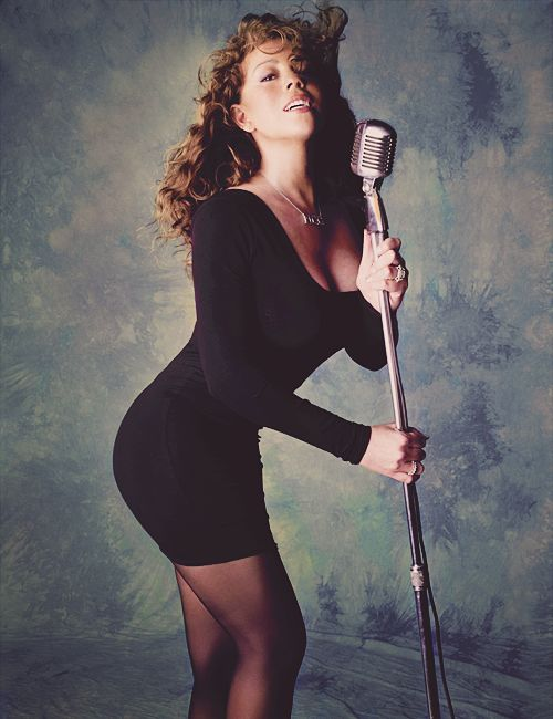 Mariah Carey love her music! She has a beautiful voice ! Love her line of clothes to!