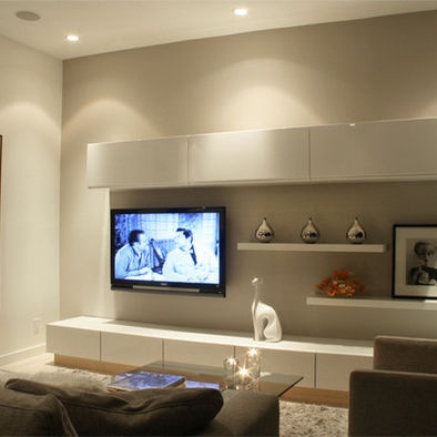 Modern Family Room Design, Pictures, Remodel, Decor and Ideas - page 3