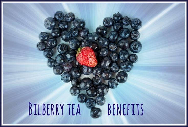Health Benefits of Bilberry Tea