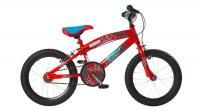 """Freespirit Gizmo Boy's 16"""" Wheel Childrens Bike Steel Frame Childrens bike in red with powerful caliper brakes, easy to ride with single speed freewheel ideal bike for a 5+ year old. http://www.bikes4families.co.uk/childrens-bikes/16-inch-wheels-kids-bikes/freespirit-gizmo-boy-39-s-16-wheel-childrens-bike/prod_1813.html"""