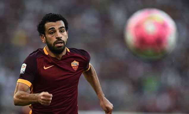 Liverpool have £28m bid for Mohamed Salah rejected by Roma