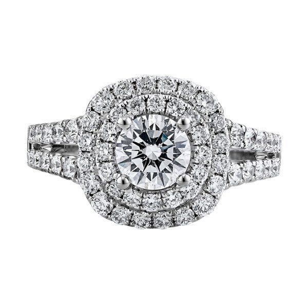 The engagement ring I picked out :D @Scott Kay