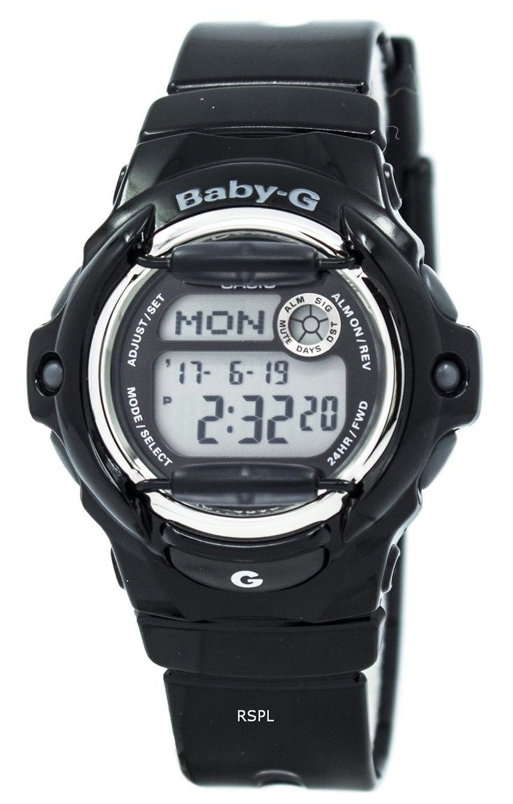 Casio Baby-G Telememo BG-169R-1D BG-169R BG-169R-1 Womens Watch