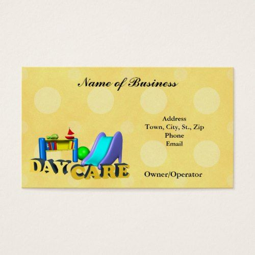 20 best child care business cards images on pinterest business business card child care day care business card colourmoves