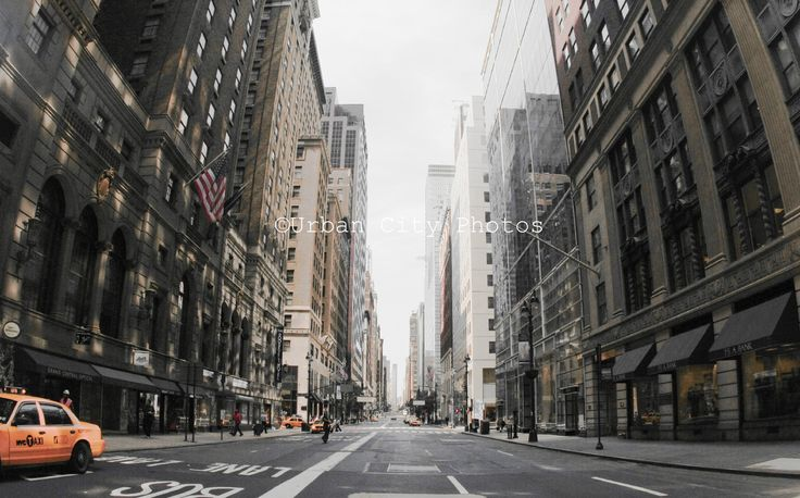 Cityscapes: New York