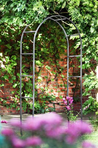 207 best Pergolas arches and trellis images on Pinterest
