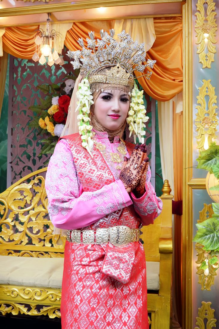 Aceh - Indonesian traditional clothes,,,,,,,