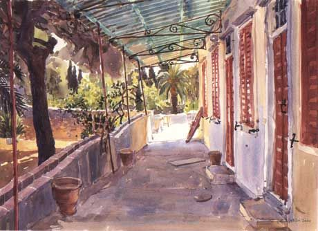 Lucy Willis   WATERCOLOR