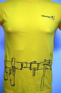 Largest screen size is 42cm (width) by 55cm (height) fpor screen printing t-shirts