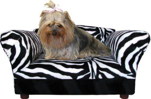 Fantasy Furniture Mini Sofa Zebra Pet bed Fantasy Furniture