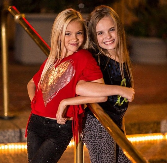Jordyn jones and Mia diaz | Jordyn | Pinterest