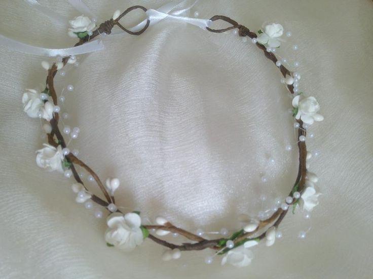 Ободок с розочками веночек ободочек на голову за 60 грн.